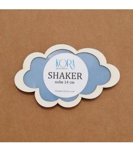 Shaker nube 14 cm