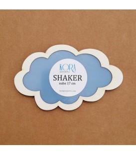 Shaker nube 17 cm