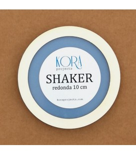 Shaker redonda 10 cm