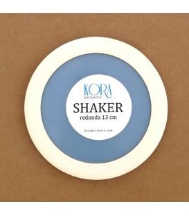 Shaker redonda 13 cm.