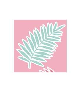 Troquel Hojas de palmera