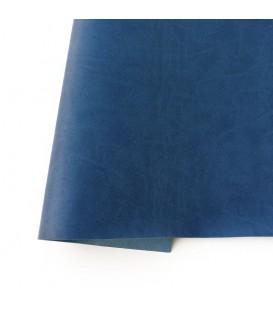 Ecopiel mate - Azul Denim